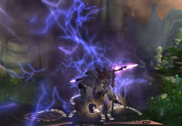Around Azeroth Through blood by thunder SATURDAY