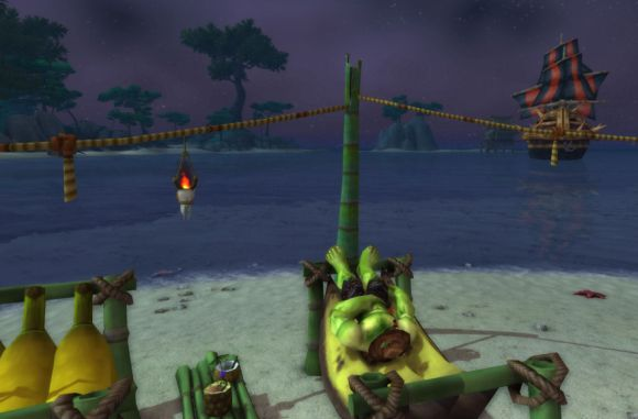 Around Azeroth One particular harbor TUESDAY