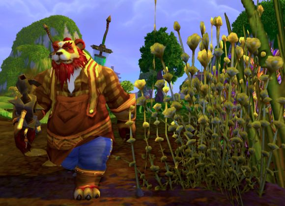Around Azeroth A scorchedearth policy SUNDAY