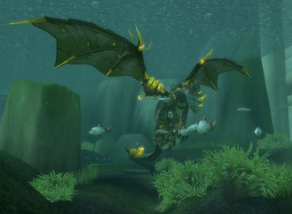 Around Azeroth Fishing exploit SUNDAY