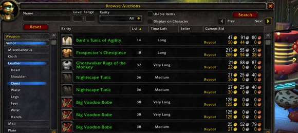 Do we need a crossrealm Auction House