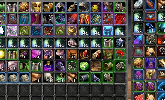Addon Spotlight More bag addons