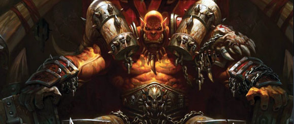 Garrosh my one true fiction