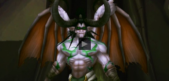 WoW Moviewatch Somebody Illidan Used to Know