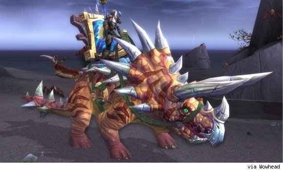 Direhorn mounts coming to 52 as reputation rewards