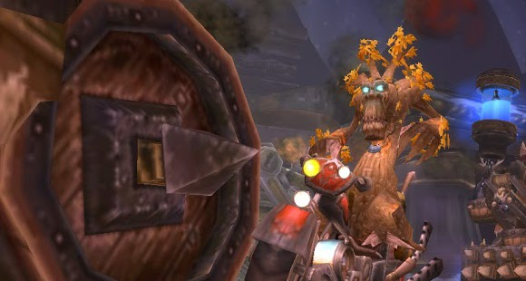 tree form in Ulduar