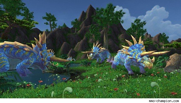 Direhorns in patch 5.2