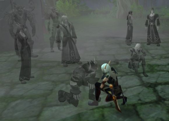 Around Azeroth Beyond the veil THURSDAY