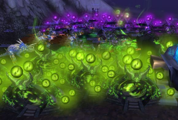Around Azeroth A surfeit of warlocks SUNDAY