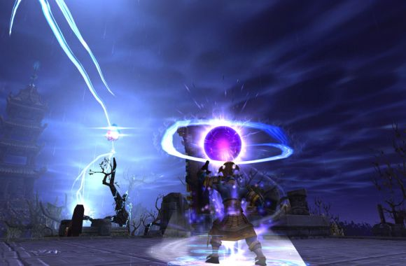 Around Azeroth Thunderstruck FRIDAY