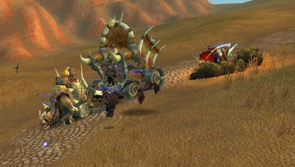 Patch 53 PTR The Kor'kron are taking over