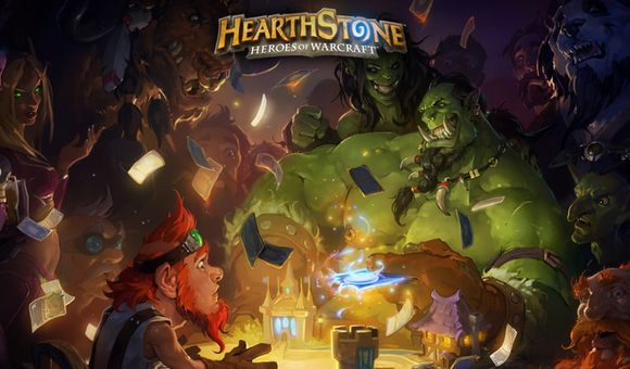 Hearthstone play and Q&A