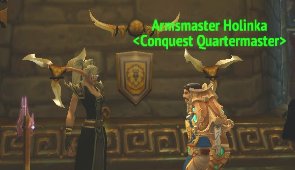 Armsmaster Holinka