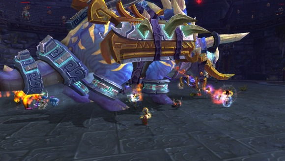 Throne of Thunder Last Stand of the Zandalari Raid Finder bosses in 5 seconds