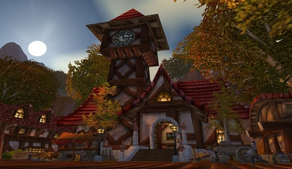 What a guild hall might look like