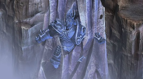 Lich King in SC2 Image Editor
