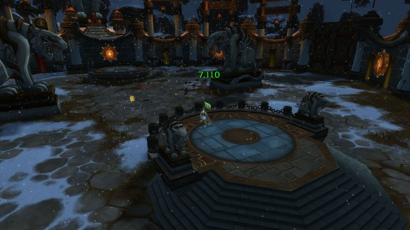 Patch 53 PTR ShadoPan Arena