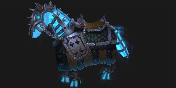 Patch 53 PTR New mount models, achievements