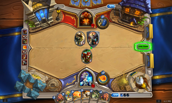 Learning more about Hearthstone with the developers