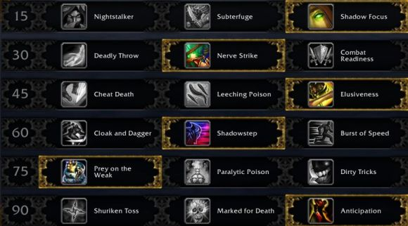 Encrypted Text How to play a rogue in patch 52 WEDNESDAY