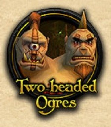 Two headed ogre