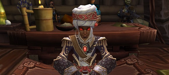 Patch 52, Wrathion, and the legendary chain