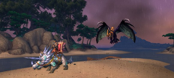 Patch 52 Zandalari Warbringers and where to find them