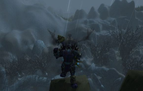 Around Azeroth The darkness within THURSDAY
