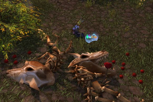 Around Azeroth Eros and Thanatos MONDAY
