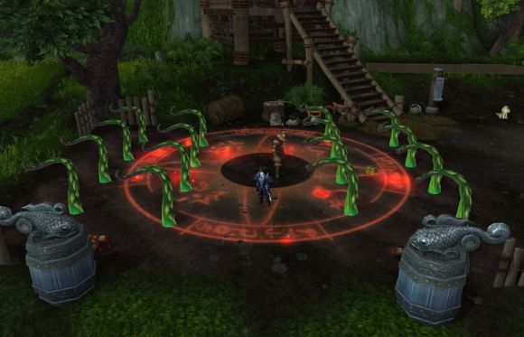 Around Azeroth Down on Old Man Lovecraft's farm THURSDAY