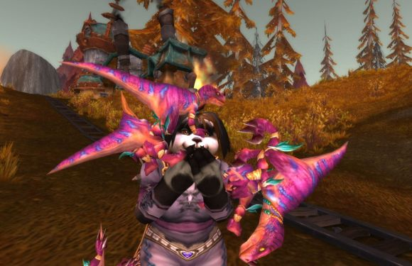 Around Azeroth The most adorable mauling THURSDAY