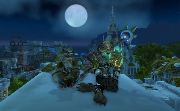 Around Azeroth Werewolves of Stormwind THURSDAY