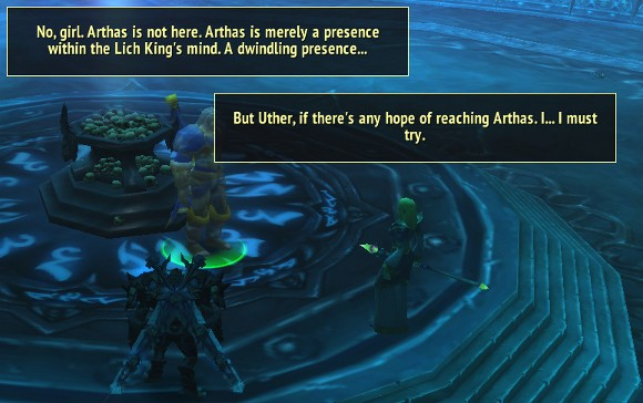 Know Your Lore Arthas was right