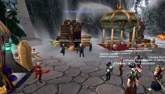 Inside the fabulous world of blood elf roleplaying
