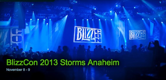 WRUP In which we get excited about BlizzCon 