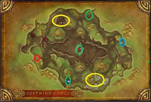 Patch 53 New Battleground Deepwind Gorge