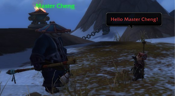 How to say, shout and generally get your message across in WoW