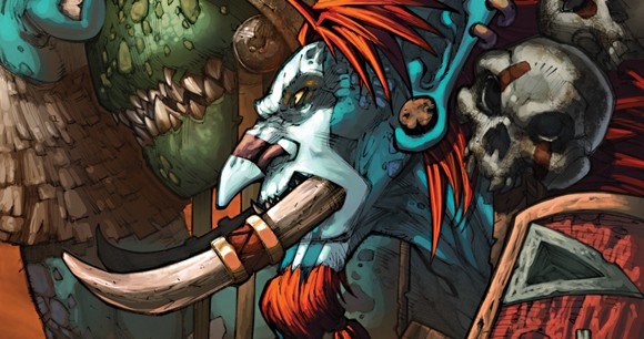 Know Your Lore Vol'jin and conflicted loyalties