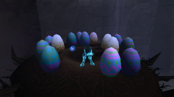 Throne of Thunder Easter Egg