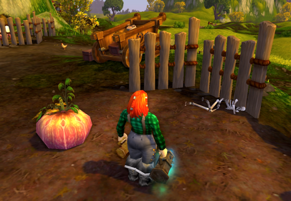 Around Azeroth The body farm WEDNESDAY