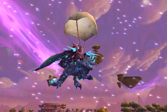 Around Azeroth Further to fly MONDAY