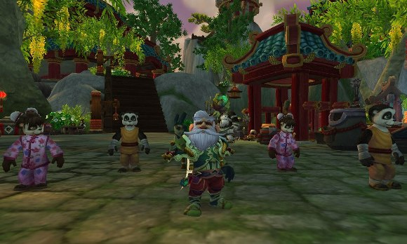 Around Azeroth Welcome 2 Pandaria FRIDAY