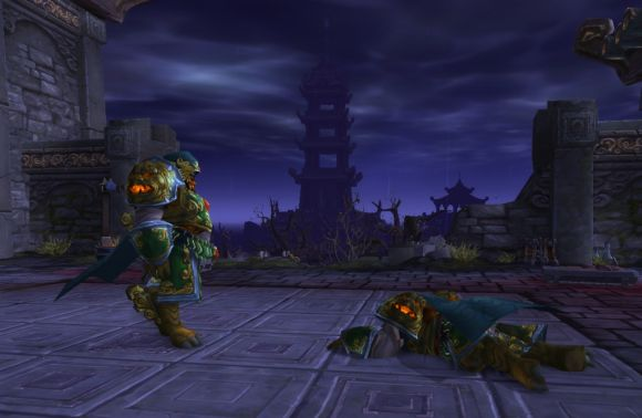 Around Azeroth Death is but the next great adventure FRIDAY