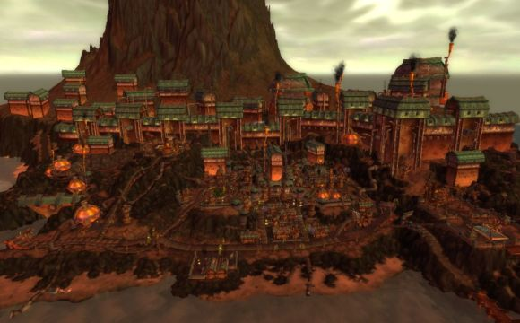 Around Azeroth A city upon a hill FRIDAY