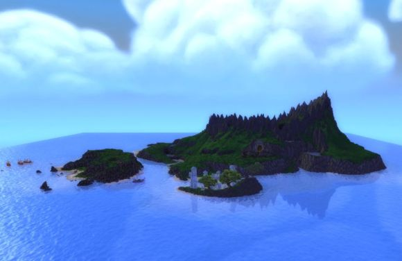 Around Azeroth The last island in the world SATURDAY