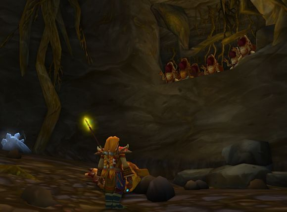 Around Azeroth Song of the orphaned virmin TUESDAY