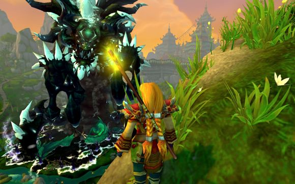 Around Azeroth The fall of the Jade Forest SUNDAY
