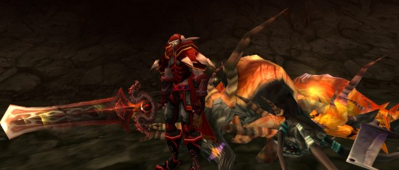 The false memory of WoW past