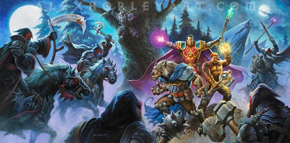 Review of World of Warcraft Dark Riders