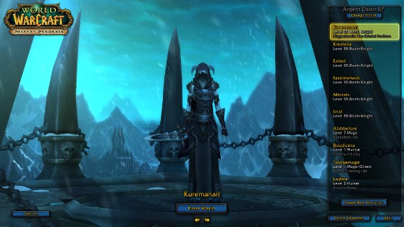 Death Knight one per realm restriction lifted